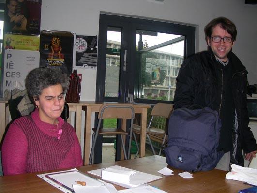 Leila et Nicolas